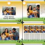 Family Reunion Flyer